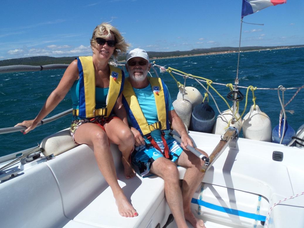 Naviguer en couple